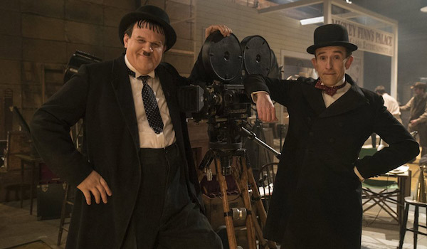 Steve Coogan John C. Reilly Stan and Ollie