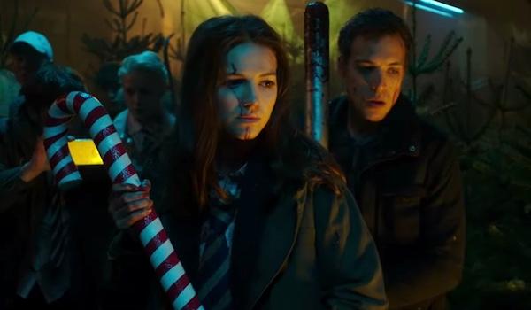 Ella Hunt Ben Wiggins Anna and the Apocalypse