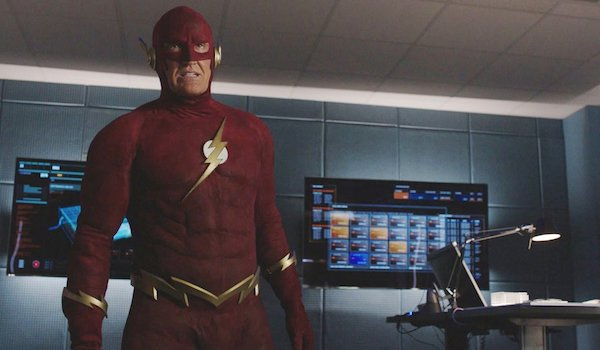 John Wesley Shipp The Flash Elseworlds Set