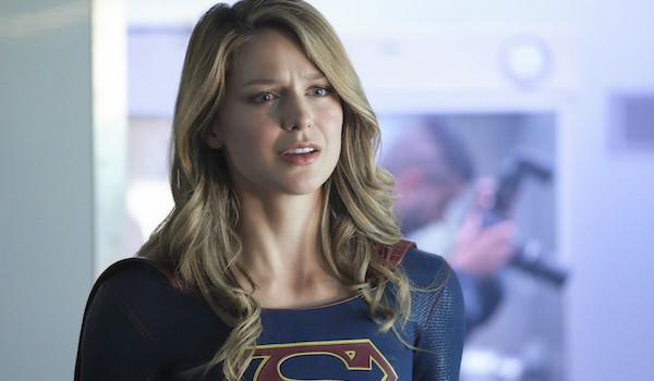 Melissa Benoist Supergirl American Alien