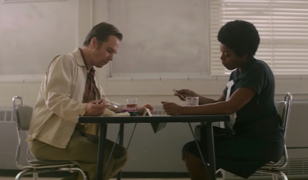 Taraji P. Henson Sam Rockwell The Best of Enemies
