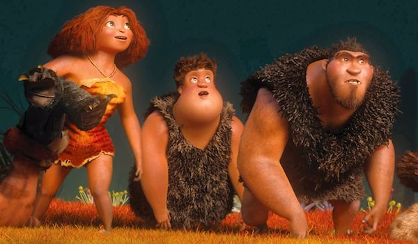 Nicolas Cage The Croods