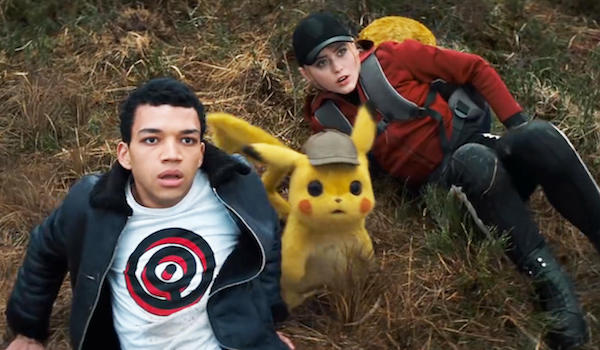 Ryan Reynolds Justice Smith Kathryn Newton Pokémon Detective Pikachu