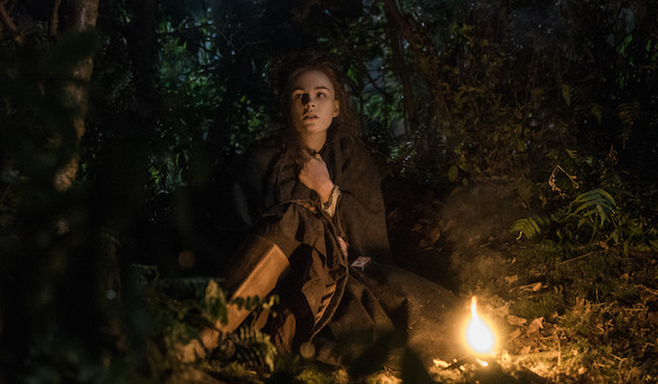 Sophie Skelton Outlander Down the Rabbit Hole