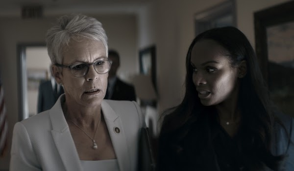 Tika Sumpter Jamie Lee Curtis An Acceptable Loss