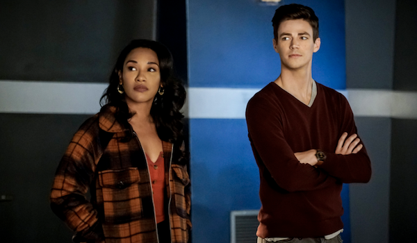 Grant Gustin Candice Patton The Flash Memorabilia