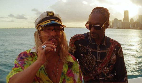Matthew McConaughey Snoop Dogg The Beach Bum