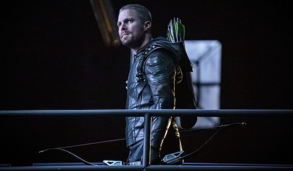 Stephen Amell Arrow Past Sins