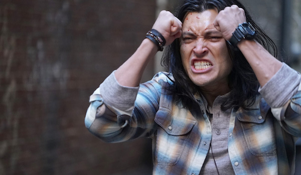 Blair Redford The Gifted Monsters