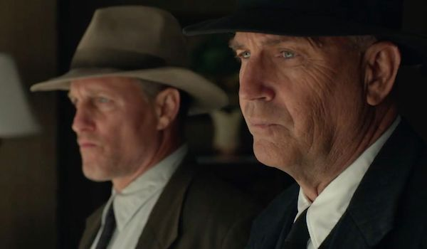Kevin Costner Woody Harrelson The Highwaymen