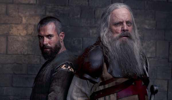 Tom Cullen Mark Hamill Knightfall Season 2
