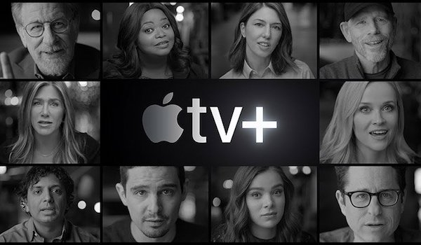 Apple TV Plus Content Creators Stars
