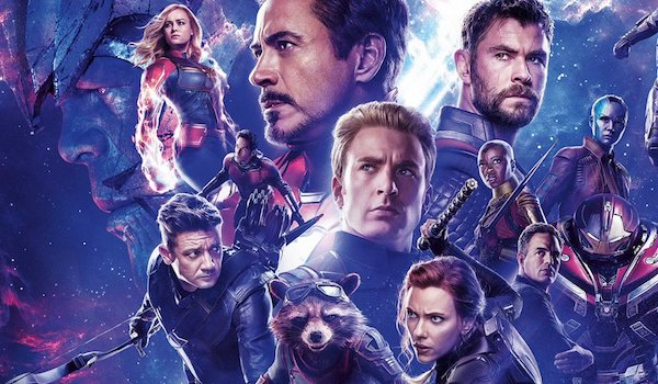 Avengers Endgame International Movie Poster
