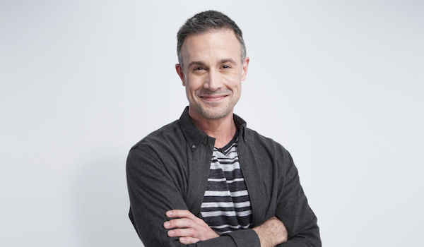 Freddie Prinze Jr Smiling