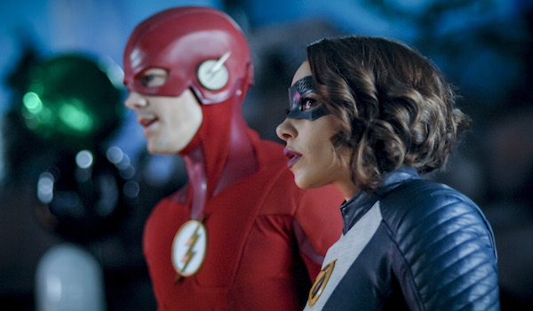Grant Gustin Danielle Panabaker The Flash Failure Is an Orphan
