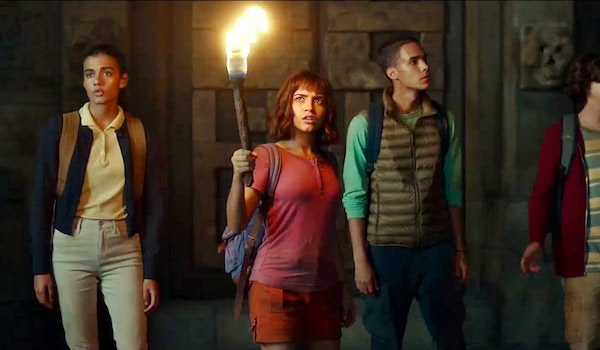 Isabela Moner Dora and the Lost City of Gold