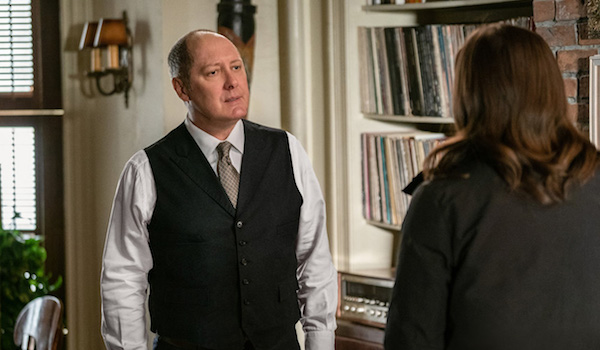 James Spader The Blacklist The Osterman Umbrella Company