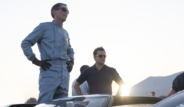 Ford V Ferrari 2019 Movie Trailer 2 Matt Damon Christian Bale Ford Motor Company Team Up To Race Ferrari Filmbook