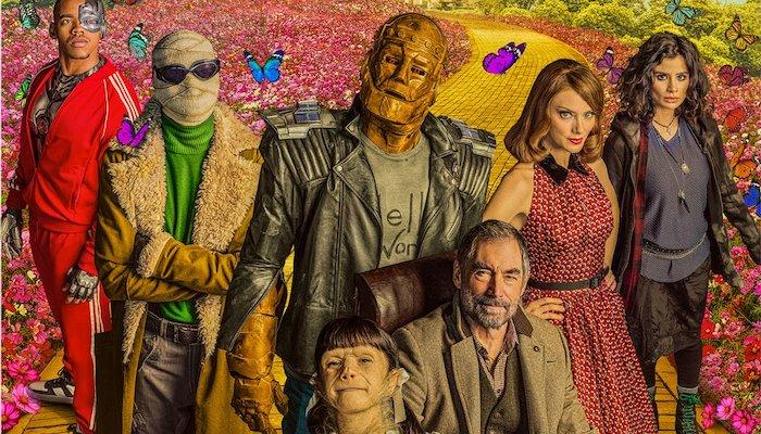 Contest: DOOM PATROL: Season 2 Blu-ray - HBO Max's Superhero TV Series | FilmBook