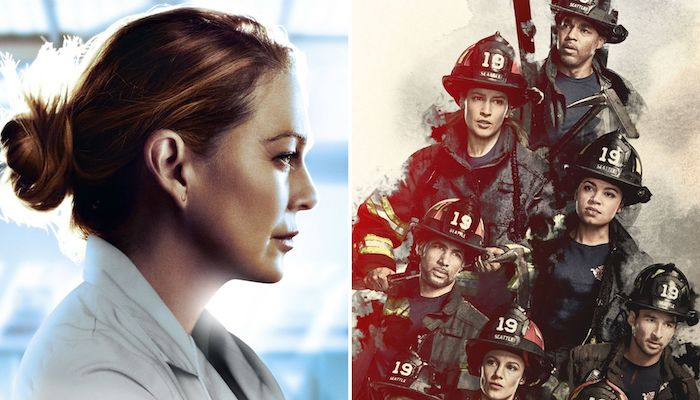 Greys Anatomy Station 19 Tv Show Posters