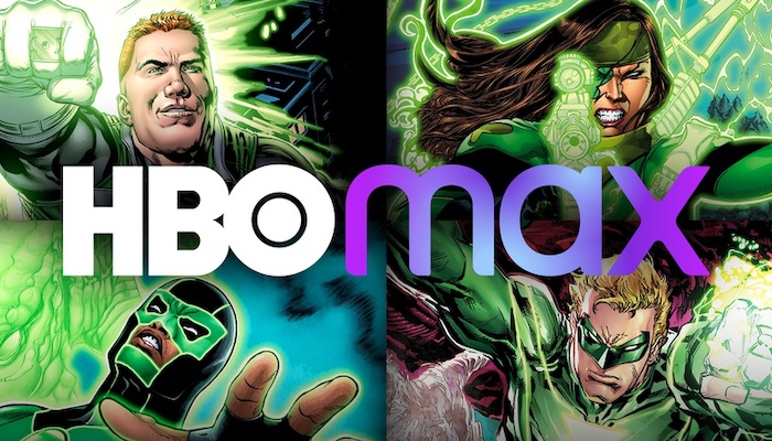 GREEN LANTERN: DC Comics TV Series featuring the Green Lantern Corps  Ordered at HBO Max   FilmBook
