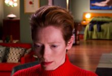 Tilda Swinton The Human Voice
