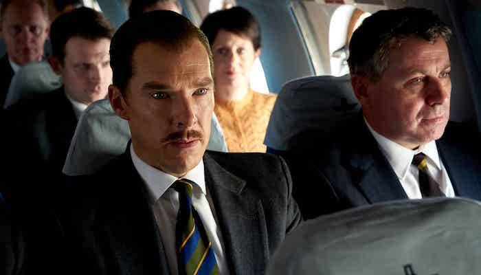 THE COURIER Trailer: Benedict Cumberbatch is a Businessman-turned-spy in RoadsideFlix's 2020 Espionage Film | FilmBook