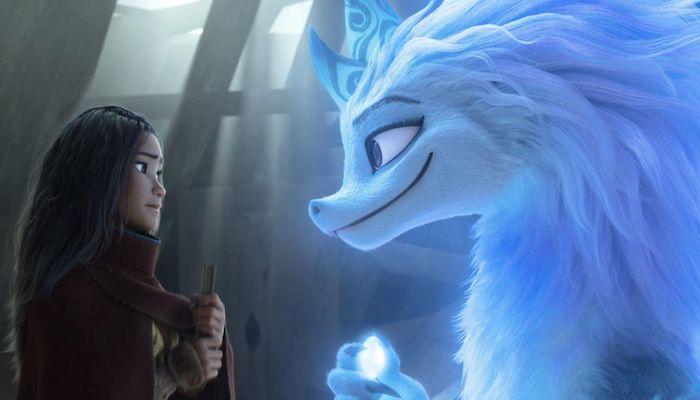 RAYA AND THE LAST DRAGON Trailer 2: Kelly Marie Tran Tracks Down a Dragon to Fight Evil in Disney's 2021 Movie