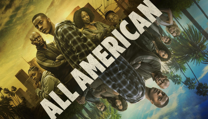 All American Logo