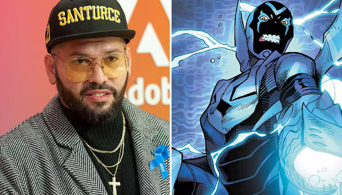 BLUE BEETLE: Angel Manuel Soto hired to direct the DC Comics Superhero Film for Warner Bros. | FilmBook
