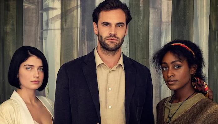 BEHIND HER EYES Trailer: Eve Hewson, Simona Brown, & Tom Bateman star in Netflix's 2021 Thriller TV Mini-series   FilmBook