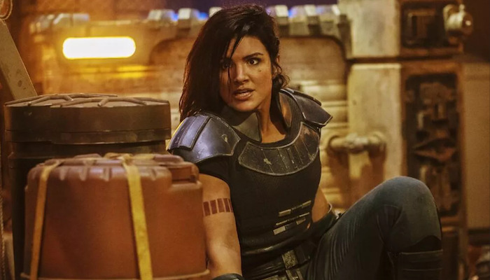 THE MANDALORIAN: Gina Carano Released From Her Lucasfilm Contract; Will No Longer Appear in Any STAR WARS Projects | FilmBook