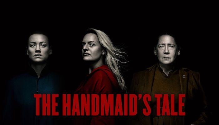 The Handmaids Tale Season Tv Show Poster Banner