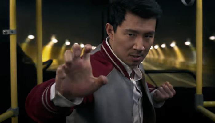 Simu Liu Shang Chi And The Legend Of The Ten Rings