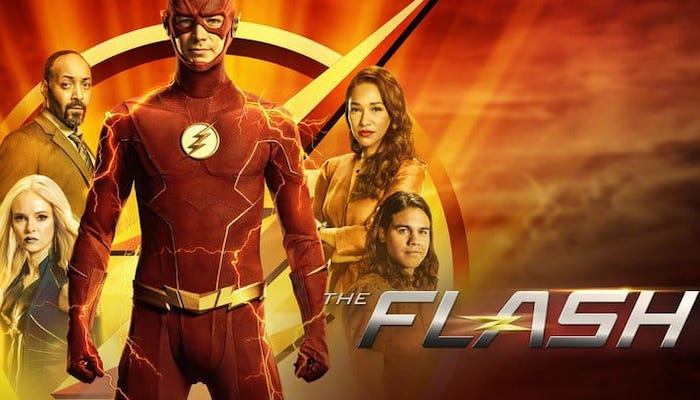 The Flash Season Seven Tv Show Poster Banner