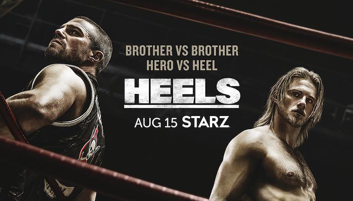 Heels Tv Show Poster Banner