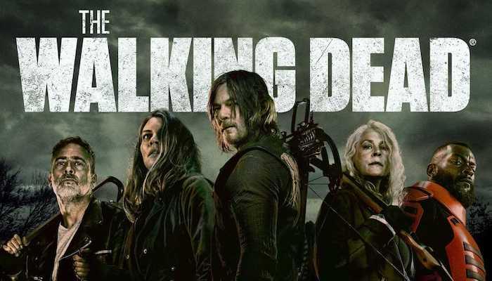 The Walking Dead Season Eleven Tv Show Poster Banner