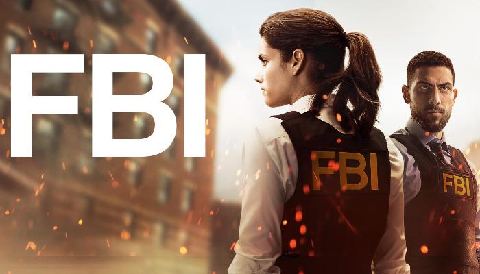 Fbi Tv Show Poster Banner