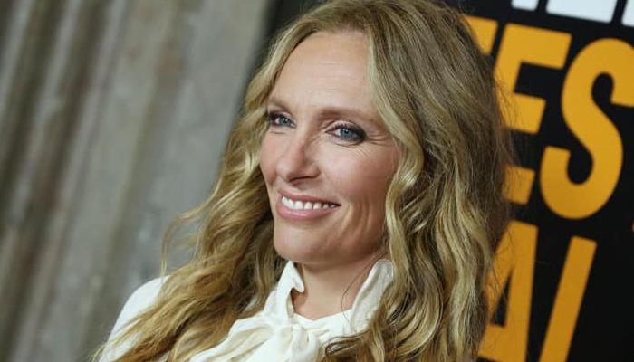 Toni Collette Smiling